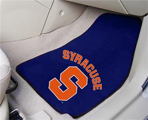 Fan Mats Syracuse University Carpet Car Mats (set)