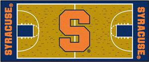 Fan Mats Syracuse University Basketball Runner