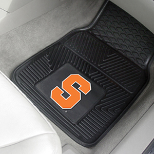 Fan Mats Syracuse University Vinyl Car Mats