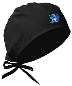 Duke University Black Surgical Caps