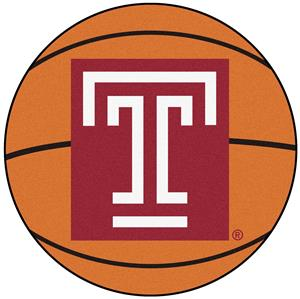Fan Mats Temple University Basketball Mat