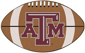 Fan Mats Texas A&M University Football Mat