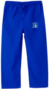Duke University Kid's Royal Scrub Pant