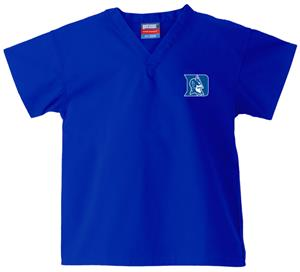 Duke University Kid&#39;s Royal Scrub Tops
