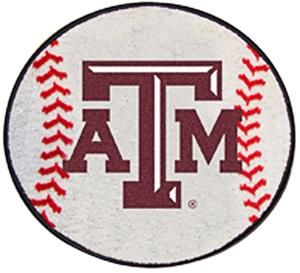 Fan Mats Texas A&M University Baseball Mat