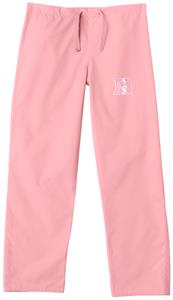 Duke University Pink Classic Scrub Pants