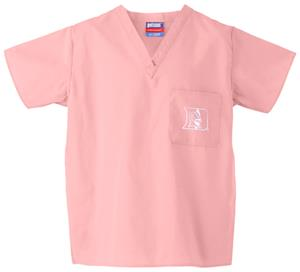 Duke University Pink Classic Scrub Tops