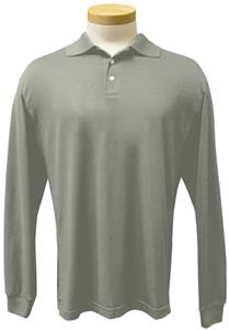 TRI MOUNTAIN Escalate Polyester Pique Golf Shirt