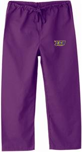 East Carolina Univ Kid&#39;s Purple Scrub Pant