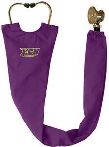 East Carolina Univ Purple Stethoscope Covers