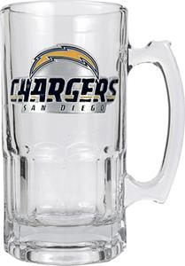 NFL San Diego Chargers 1 Liter Macho Mug