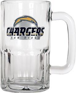 NFL San Diego Chargers 20oz Rootbeer Mug