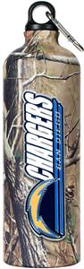 NFL San Diego Chargers 32oz RealTree Water Bottle