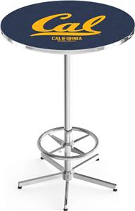 University of California Chrome Pub Table