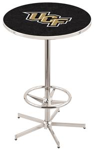 University of Central Florida Chrome Pub Table