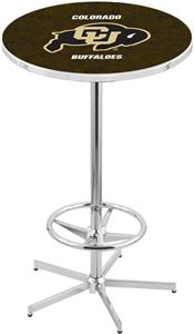 University of Colorado Chrome Pub Table