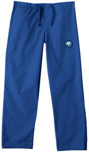 East Tennessee State Univ Royal Scrub Pants