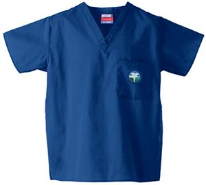 East Tennessee State Univ Royal Classic Scrub Tops