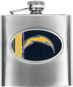 NFL San Diego Chargers 6oz Stainless Steel Flask
