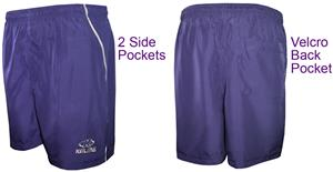 Kelme Brushed Polyester Coaches Shorts-Closeout
