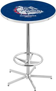 Holland Gonzaga Chrome Pub Table
