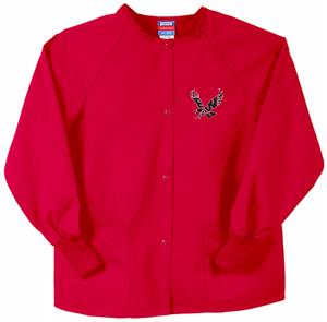 Eastern Washington Univ Red Nursing Jackets