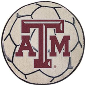 Fan Mats Texas A&M University Soccer Ball