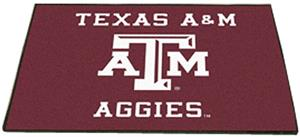 Fan Mats Texas A&amp;M University All Star Mat