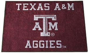 Fan Mats Texas A&amp;M University Starter Mat