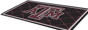 Fan Mats Texas A&amp;M University 4X6 Rug