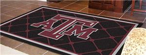 Fan Mats Texas A&M University 5x8 rug