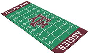 Fan Mats Texas A&M University Football Runner