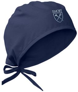Emory University Navy Surgical Caps