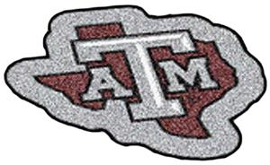 Fan Mats Texas A&M University Mascot Mat