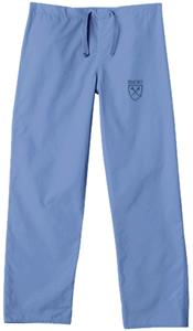 Emory University Sky Classic Scrub Pants