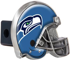 NFL Seattle Seahawks Helmet Trailer Hitch Cover