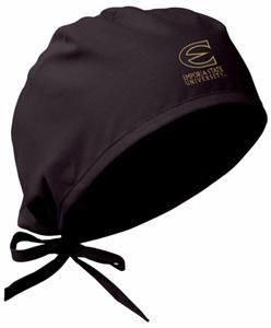 Emporia State Univ Black Surgical Caps