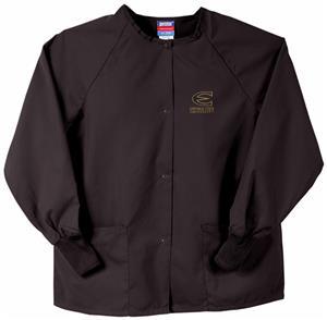 Emporia State Univ Black Nursing Jackets