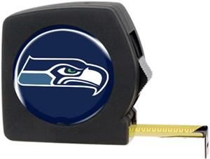 NFL Seattle Seahawks 25' Tape Measure with Logo