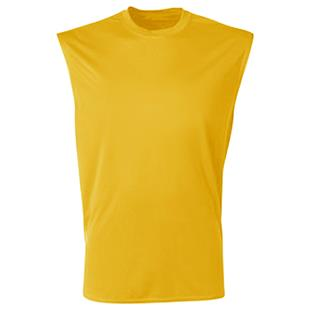 A4 Cooling Performance Muscle Shirts