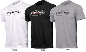 Title Boxing Fighting Sports MMA Oval T-Shirt