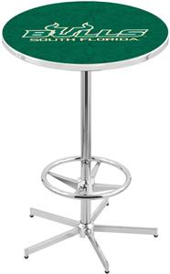 University of South Florida Chrome Pub Table