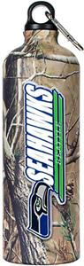 NFL Seattle Seahawks 32oz RealTree Water Bottle