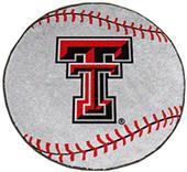Fan Mats Texas Tech University Soccer Mat