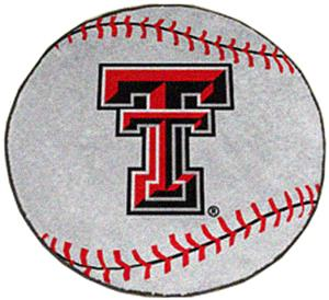 Fan Mats Texas Tech University Soccer Mat