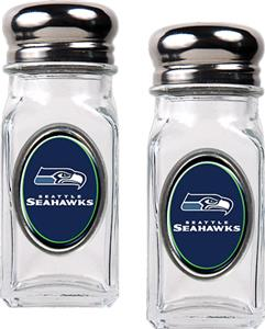 NFL Seattle Seahawks Salt and Pepper Shaker Set