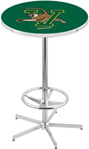 University of Vermont Chrome Pub Table