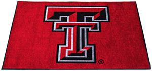 Fan Mats Texas Tech University All Star Mat