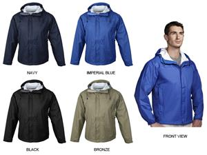 TRI MOUNTAIN Refuge Waterproof Jacket