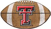 Fan Mats Texas Tech University Football Mat